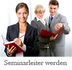 Ausbildung zum Seminarleiter