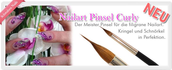 Pinsel-Kringel-Schnoerkel