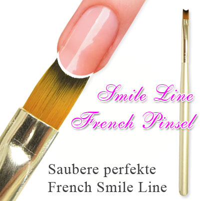 Smile Line French Pinsel