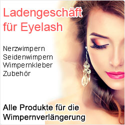 Wimpern Shop Laden ULM