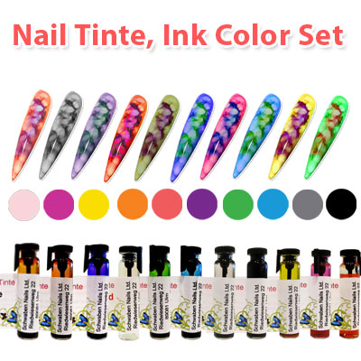 Ink Color Set