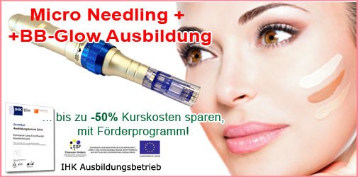Stuttgart BB-Glow Microneedling Ausbildung günstig