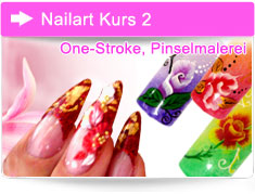 One-Stroke Kurs Nageldesign Stuttgart