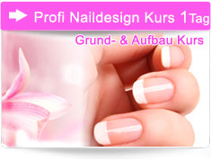 Naildesign Ausbildung April