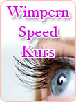 Wimpern Speed Kurs